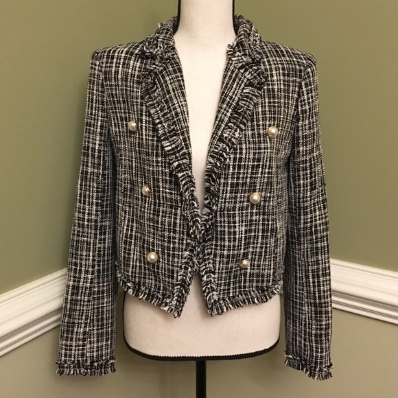 Worthington Jackets & Blazers - NWT Worthington Tweed Jacket